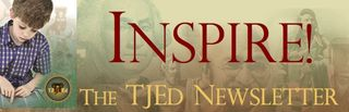 Inspire TJEd NewsletterBanner