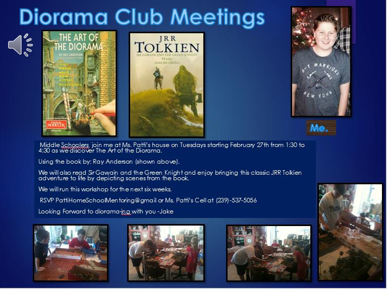 Diorama club
